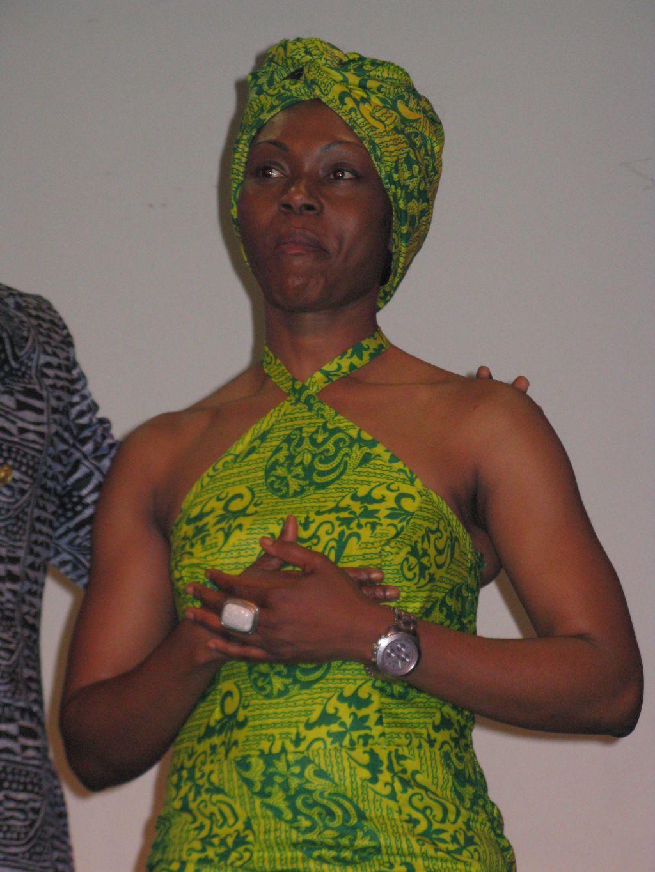 Sister Schola am AfrikaAbend 2016
